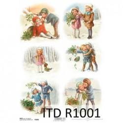 Papier ryżowy A4 ITD R1001,...