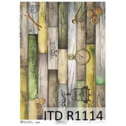 Papier ryżowy A4 ITD R1114,...
