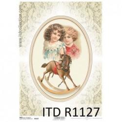 Papier ryżowy A4 ITD R1127,...