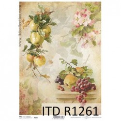 Papier ryżowy A4 ITD R1261,...