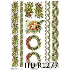 Papier ryżowy A4 ITD R1277,...