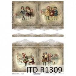 Papier ryżowy A4 ITD R1309,...