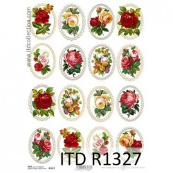 Papier ryżowy A4 ITD R1327,...