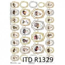 Papier ryżowy A4 ITD R1329,...