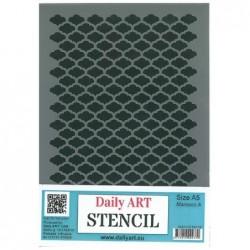 Szablon Daily ART Marocco A - do decoupage i scrapbookingu