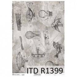 Papier ryżowy A4 ITD R1399...