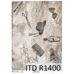 Papier ryżowy A4 ITD R1400...