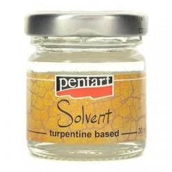 Rozpuszczalnik terpentynowy do ciekłej patyny 30 ml Pentart