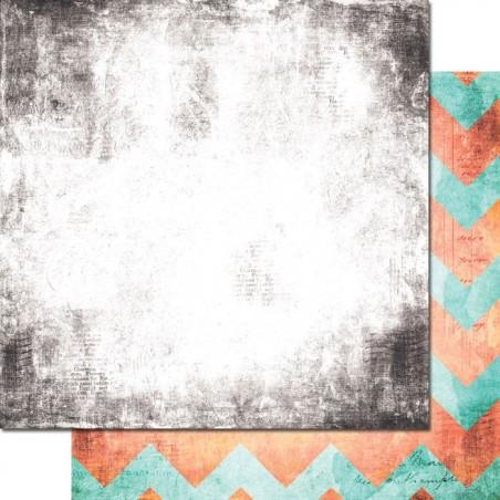 Papier do scrapbookingu 12x12, Cotton Candy Dreams, Brain Freeze [7DS]