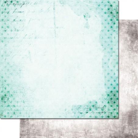 Papier do scrapbookingu 12x12, Cotton Candy Dreams, Cloud Watching [7DS]