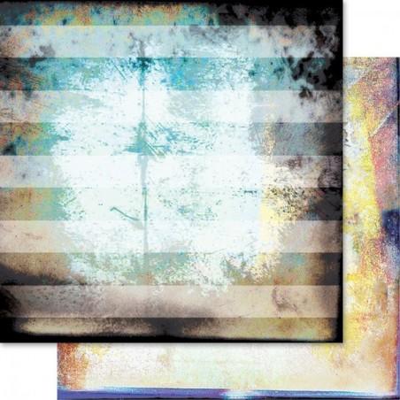Papier do scrapbookingu 12x12, Hazy Days - Gelly [7DS]