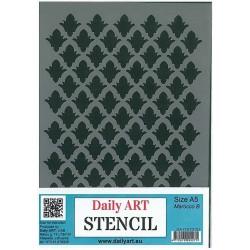 Szablon Daily ART Marocco B - do decoupage i scrapbookingu