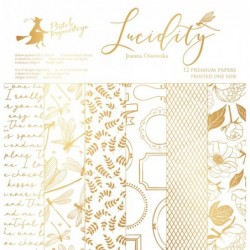Zestaw papierów do scrapbookingu Lucidity - Piątek Trzynastego