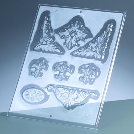 Forma do odlewów gipsowych, Efco 9500152
