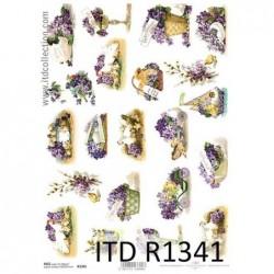 Papier ryżowy A4 ITD R1341,...