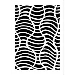 Szablon Daily ART Macrame Closeup - do decoupage i scrapbookingu