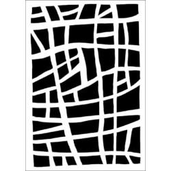 Szablon Daily ART Mozaika - do decoupage i scrapbookingu