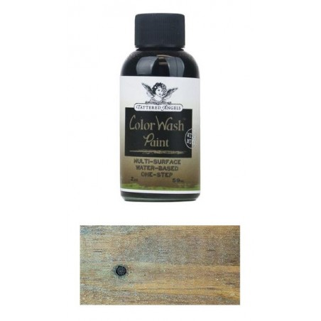 Bejca Tattered Angels Color Wash Paint, Old Bronze - Faux Finish, 59 ml