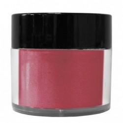 Pigment perłowy Daily Art - proszek mikowy czerwony ciemny