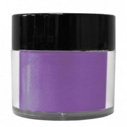 Pigment perłowy Daily Art - proszek mikowy fioletowy