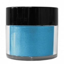 Pigment perłowy Daily Art - proszek mikowy niebieski