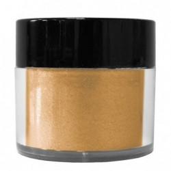 Pigment perłowy Daily Art - proszek mikowy złoty