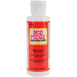 Mod Podge - klej do decoupage, lakier błyszczący i podkłąd 3w1