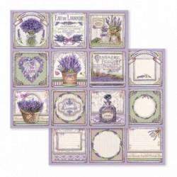 Papier do scrapbookingu 12x12, stamperia Provence SBB593