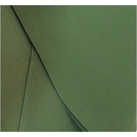 Foamiran irański 70x60 cm, ciemnozielony [32]