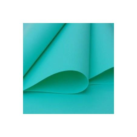 Foamiran irański 70x60 cm, miętowy [28]