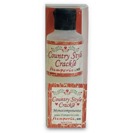 Medium do spękań Stamperia Crackle Country 80 ml KE07M
