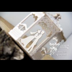 Elementy tekturowe, Boho Love- Altana 03 5160 [Scrapiniec]