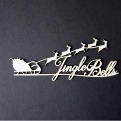 Element tekturowy, Świąteczny motyw 'Jingle Bells'