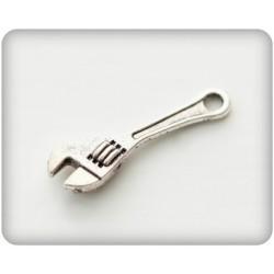 Metalowa zawieszka - klucz...