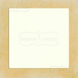Baza do albumu kwadratowa 15x15cm [Latarnia]