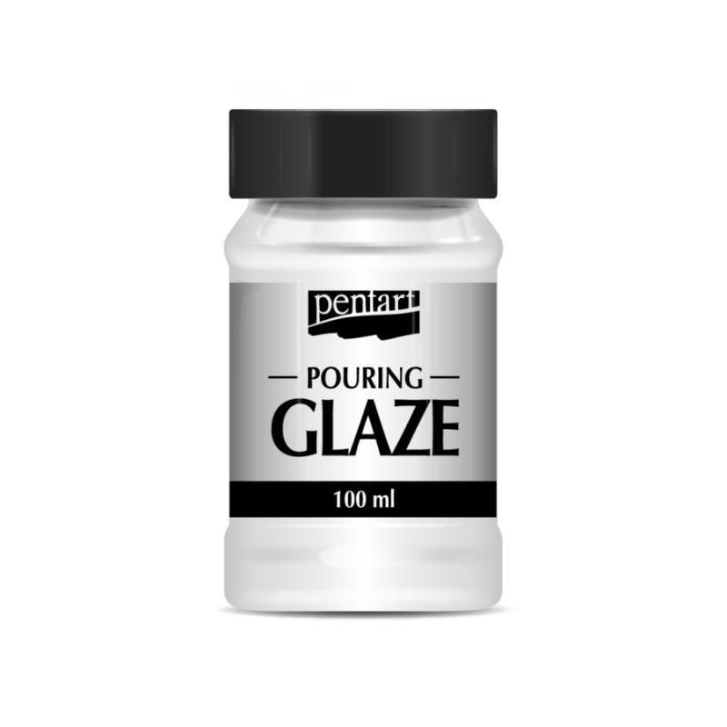 Lakier szklący Pouring Glaze Pentart 100 ml