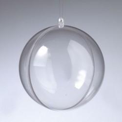 Bombka akrylowa z przekładką, kula 12 cm [Efco]