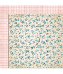 Papier do scrapbookingu z kolekcji Sense and Sensibility - Lemoncraft