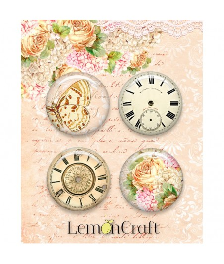 Badziki do scrapbookingu, Grow old with me - Lemoncraft