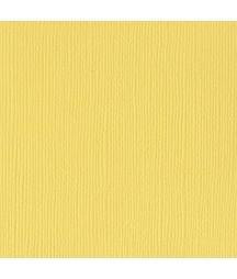 Brudnożółty bazowy papier do scrapbookingu - bazzill Lemonade