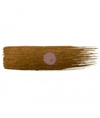 Farba metaliczna Prima Art Alchemy, Rustic Brown - ciemnozłota