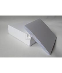 Baza albumowa do scrapbookingu, harmonijka w pudełku 155x155, biała / Eco Scrapbooking