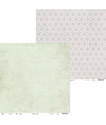 Papier do scrapbookingu z kolekcji Awakening - Piątek Trzynastego
