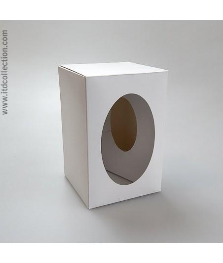 Pudełko tekturowe na pisankę 9 cm