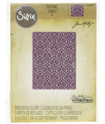 Folder do embossingu - wytłaczania, Sizzix Tim Holtz Damask