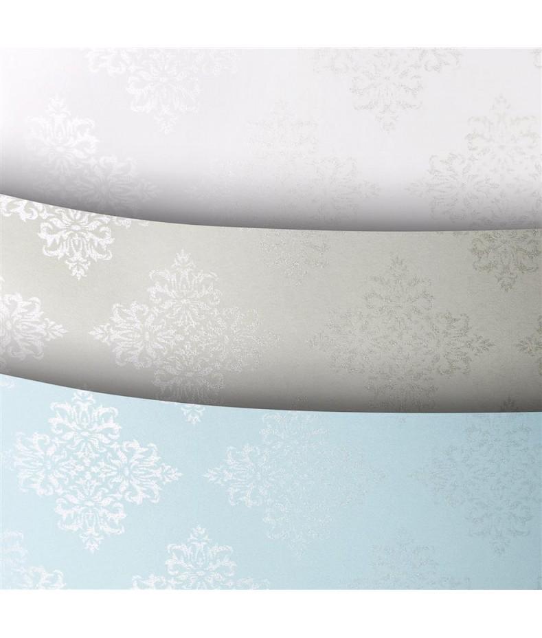Papier wizytówkowy A4 tłoczony - Glamour biały