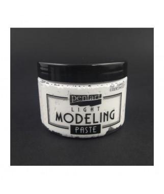 Lekka pasta do modelowania Pentart 150 ml