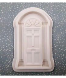 Forma silikonowa do odlewów - drzwi
