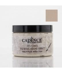 Pasta Cadence - efekt kamienia - Triton