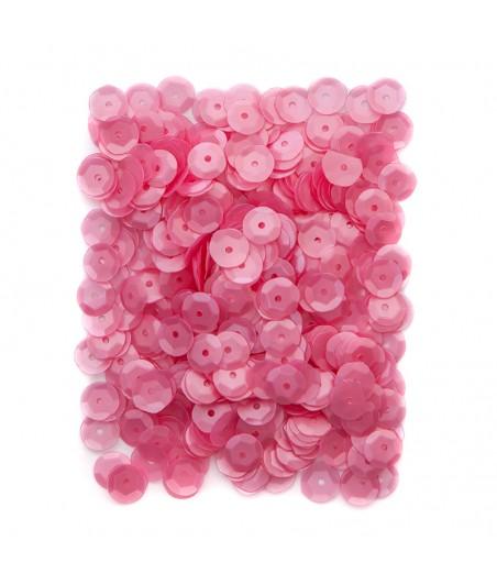 Cekiny różowe